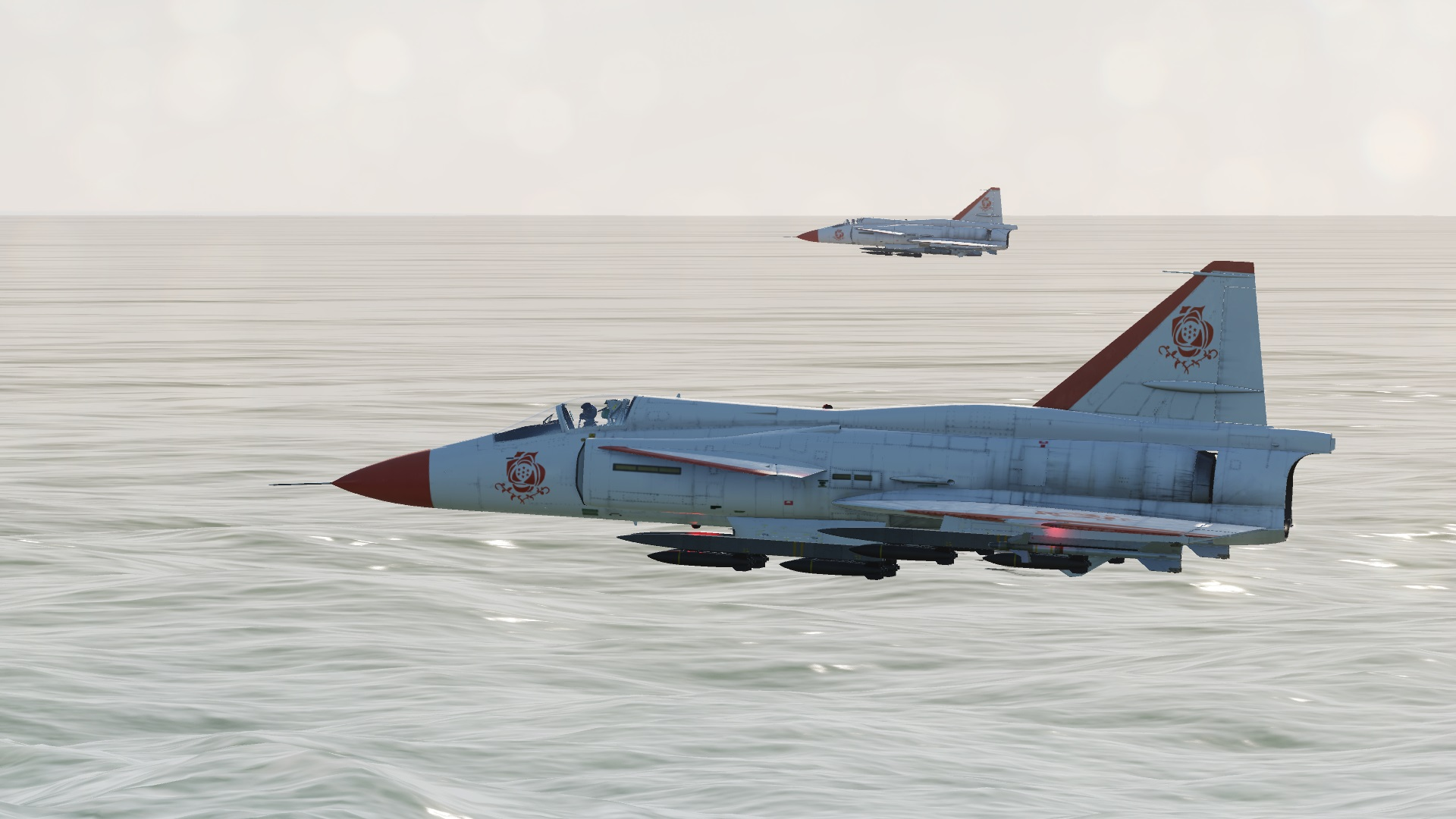 AJS-37 Viggen 3rd Royal Guards *fictional*