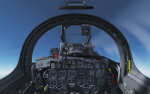 Black Cockpit for DCS F-86F