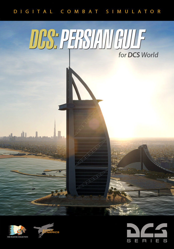 DCS: Persian Gulf Map