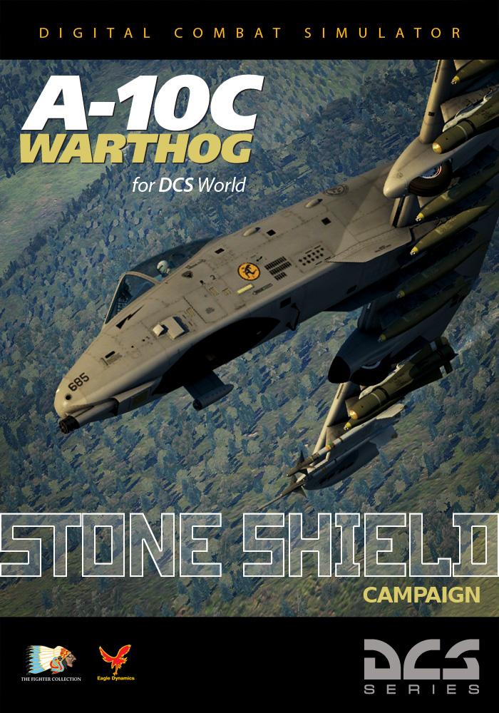 A-10C Stone Shield Campaign