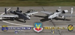 ACC A-10C East & West  Demo Team Skins