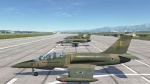 L-39 in Brazilian Air Force (FAB) Camouflage Old Colors - v1.1