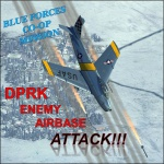 DPRK ENEMY AIRBASE ATTACK! (CO-OP MISSION FOR THE F-86F AND P-51D) Version 1.0
