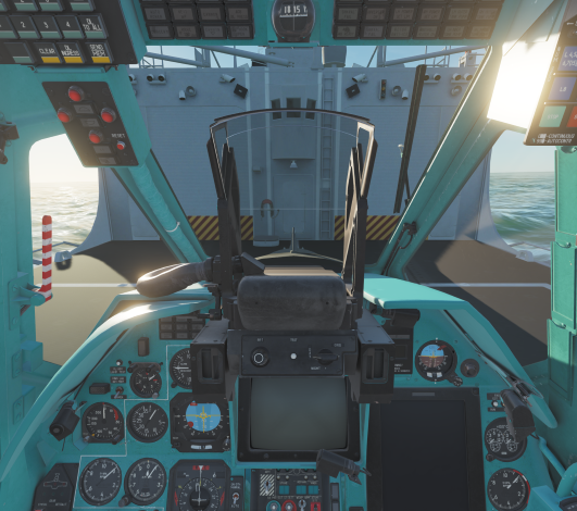 Ka-50 English Blue Cockpit ver 1.2