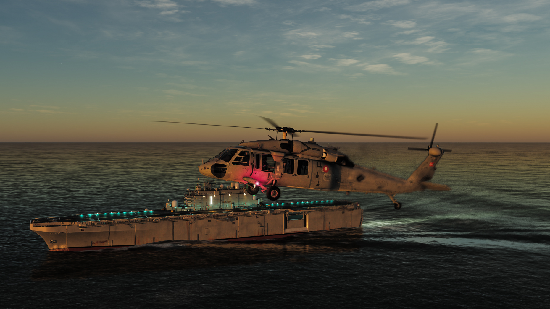 Danish UH-60A AI skin