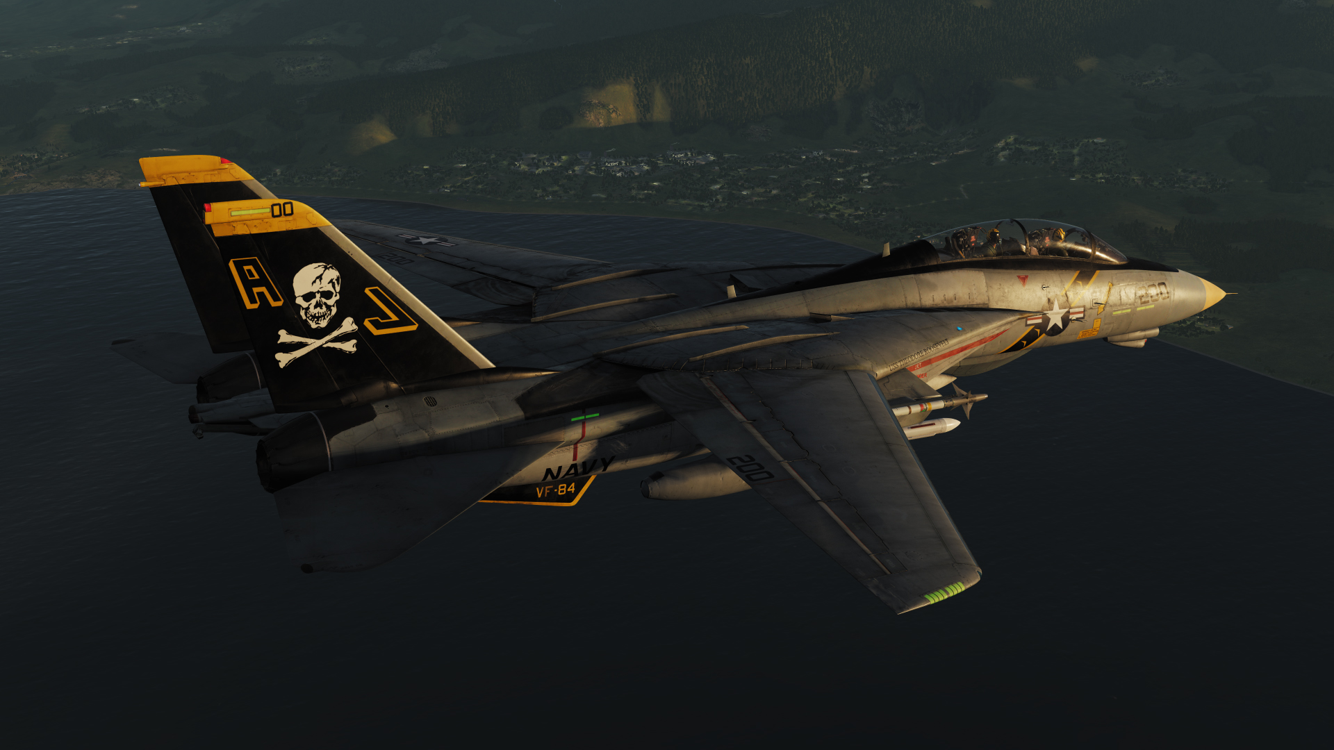 F-14B - VF-84 Jolly Rogers V1.02