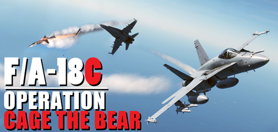 OPERATION CAGE THE BEAR (F/A-18C HORNET CAMPAIGN)