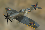 Spitfire - Generic 2TAF skin, Late War (Clipped Wing)