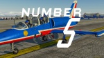 "L-39 ""Patrouille de France"" Number 05"