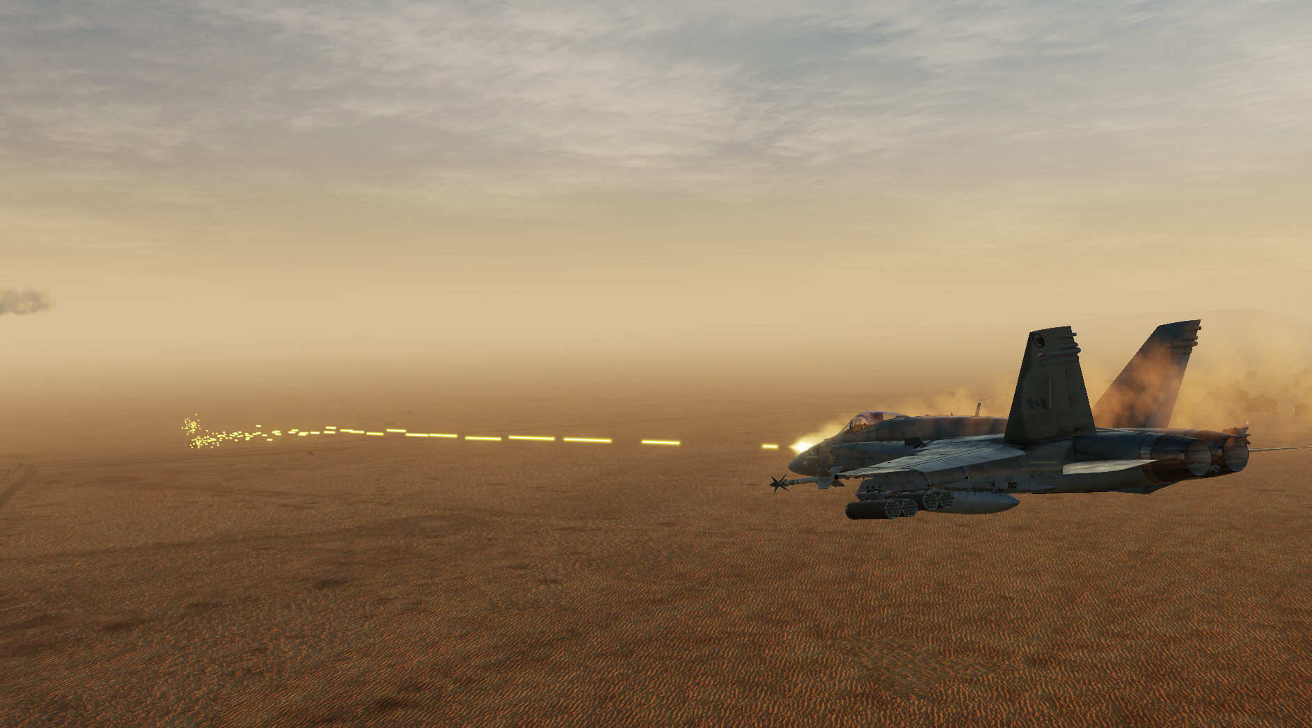 Flight of the Phoenix (Supercarrier edition)