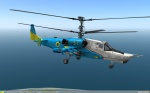 Ka-50 Ukrainian Falcons skin