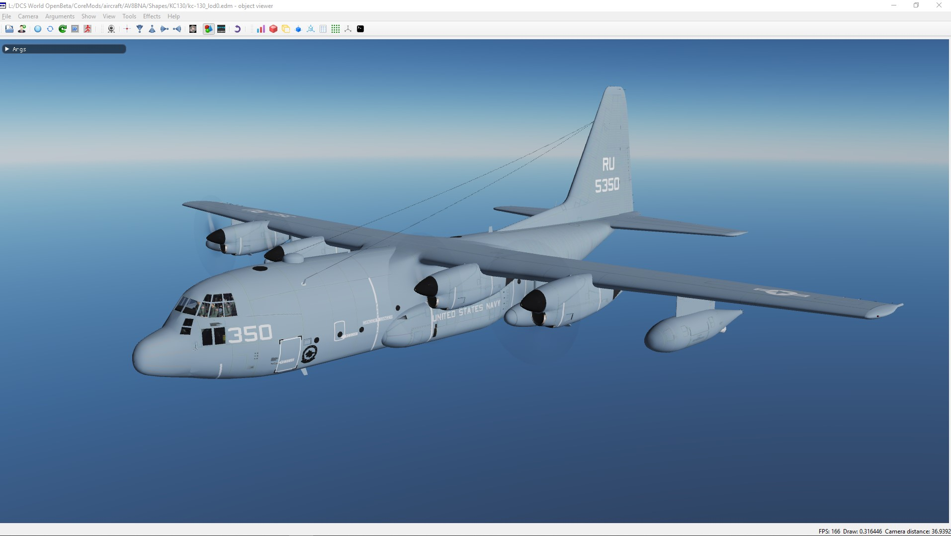 KC-130 US Navy skins