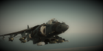 DCS Harrier Weight and Airspeed Limitations