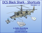 DCS: Black Shark Shortcuts v.1.2