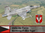 Ustio Air Force F-5 Tiger - Ace Combat (2nd FTS) Cpt: Daniel Siudek