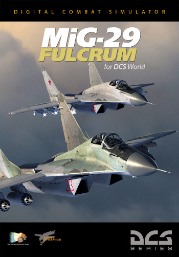 МиГ-29 для DCS World