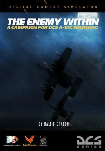 Кампания A-10C Враг внутри