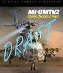 DCS: Mi-8MTV2 Magnificent Eight English Flight Manual (draft)