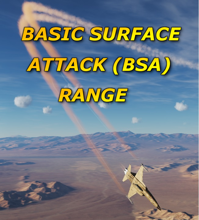 Basic Surface Attack (BSA) Ranges
