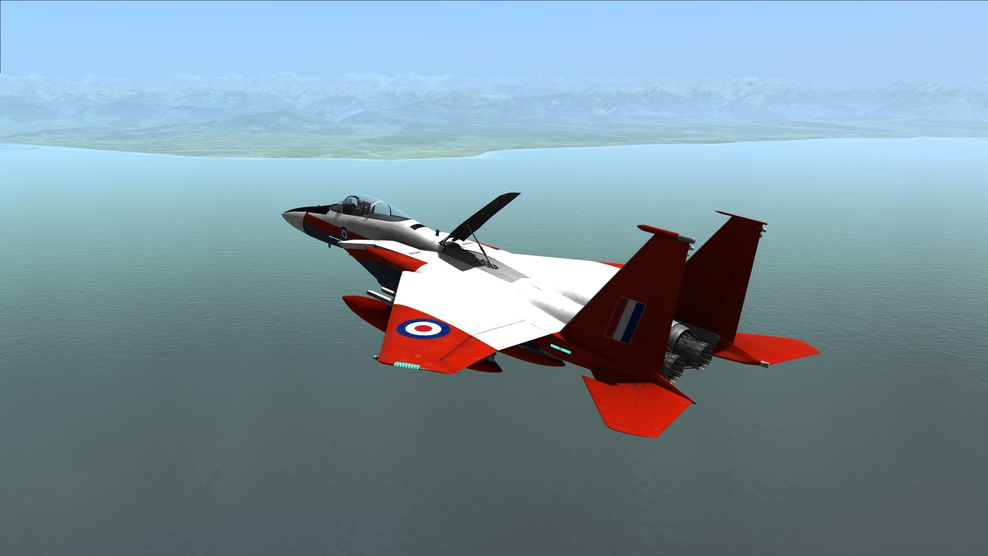 Test Pilot Details
