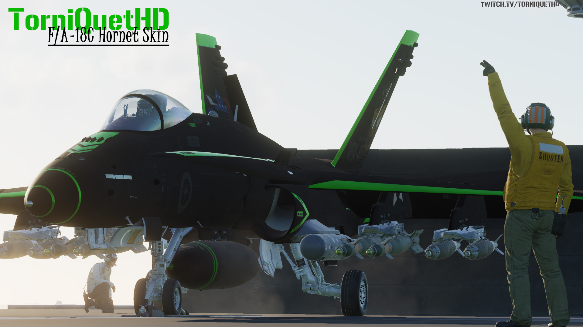 The Official TorniQuet-HD F-18 Skin V3.3.1 (updated 6/7/20)