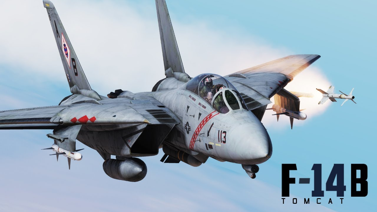 F14 Menu Music Replacement - Danger Zone