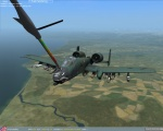 Simple Inflight refuelling mission