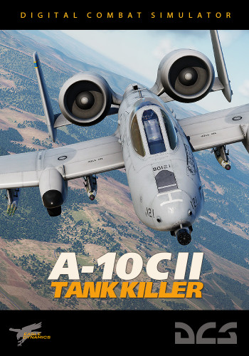 DCS: A-10C II Tank Killer