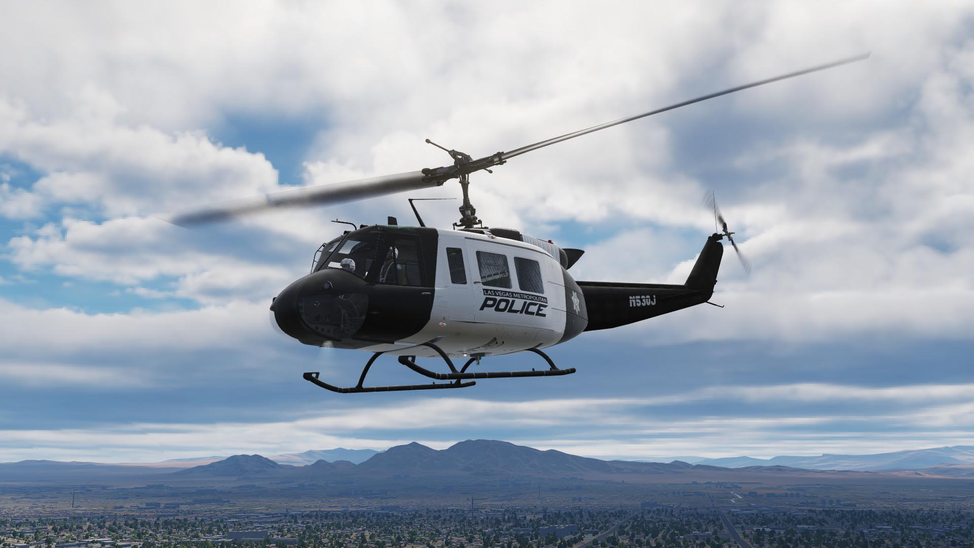 UH-1H Las Vegas Police Department (Fictional) 2.7