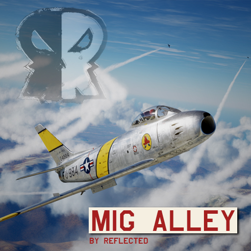 MIG Alley - Furball quick mission