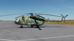 Mil Mi-8 Angola Air Force