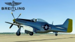 Breitling Mustang P-51D/TF-51 Updated 18/02/2019
