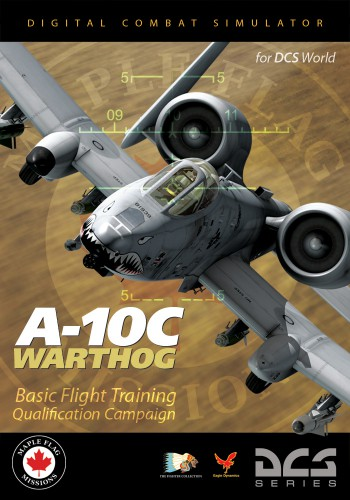 Кампания A-10C Basic Flight Training