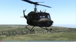 UH-1: 4th Aviation Battalion Vietnam Skin Pack