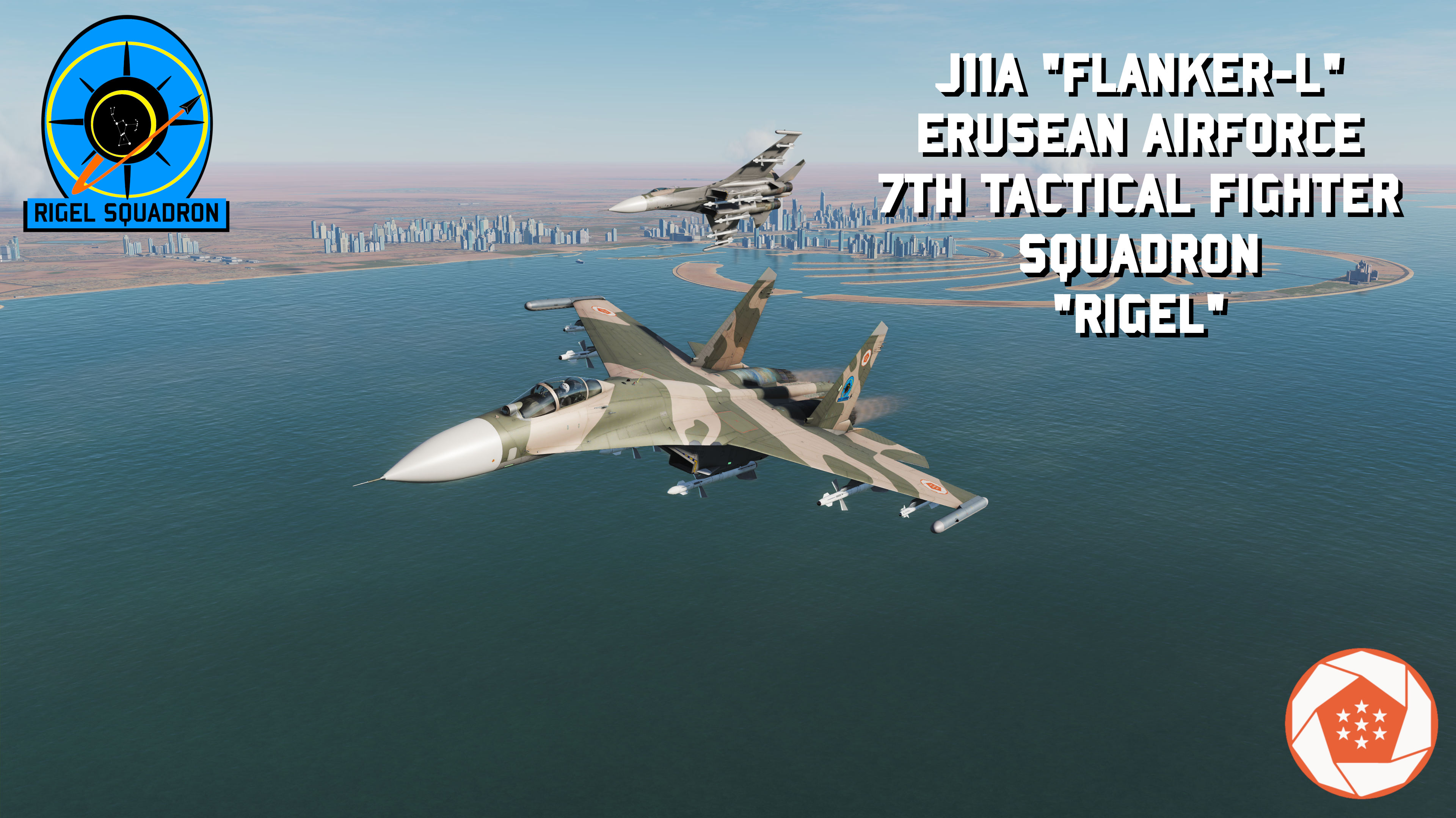 J11a 7th Tactical Fighter Squadron (ACE COMBAT)