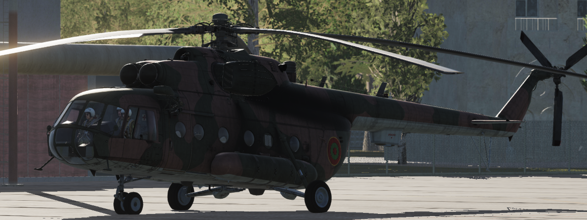 Mi-8 Transnistria Air Force *updated 27/04/19*