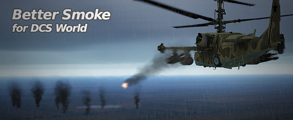 Better Smoke for DCS World 2.5.6