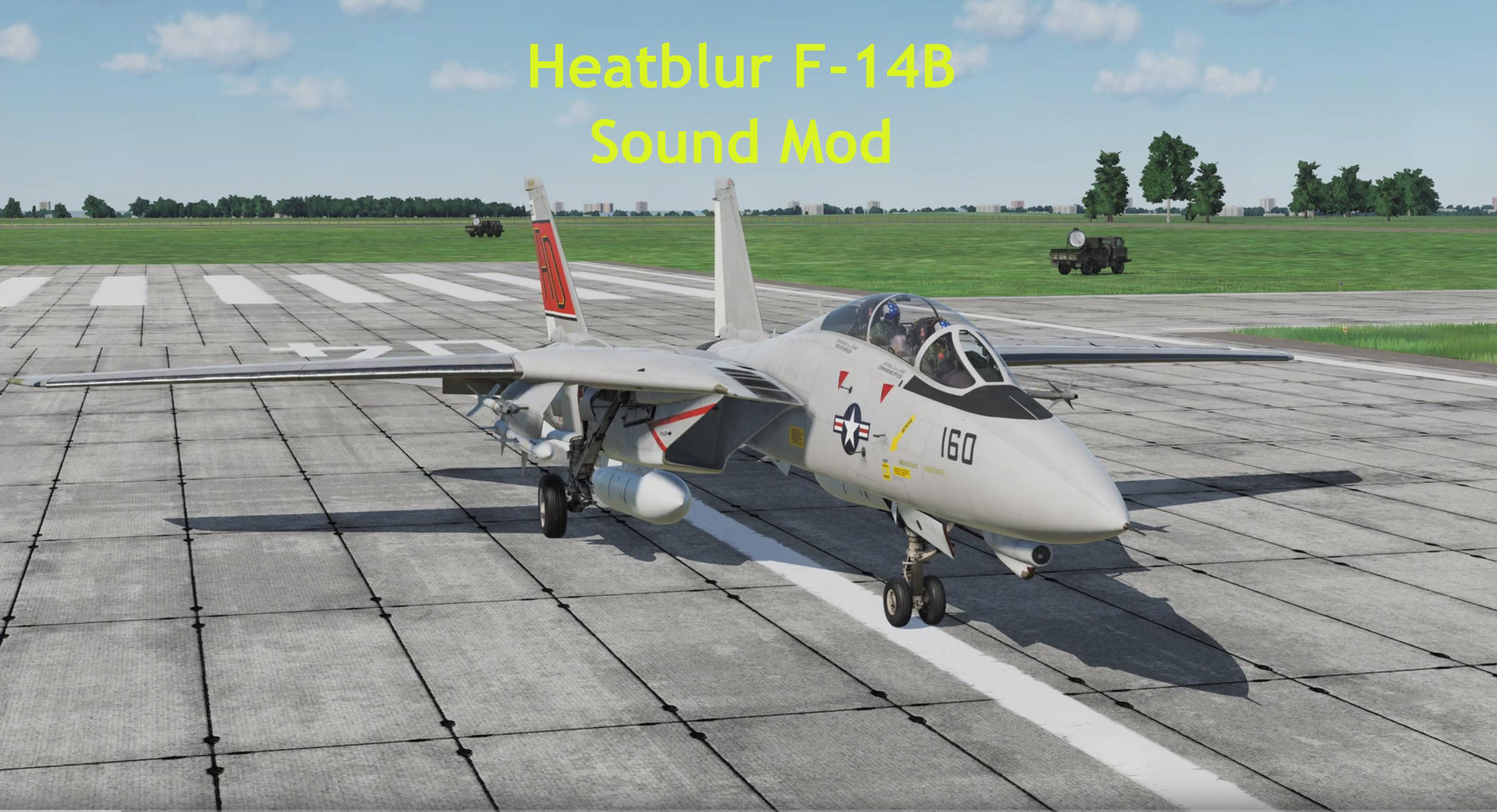 Heatblur F-14B Sound Mod