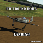 Fw 190 D-9 Dora Normandy Landing Tutorial