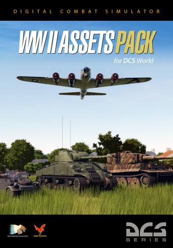 DCS: WWII Assets Pack