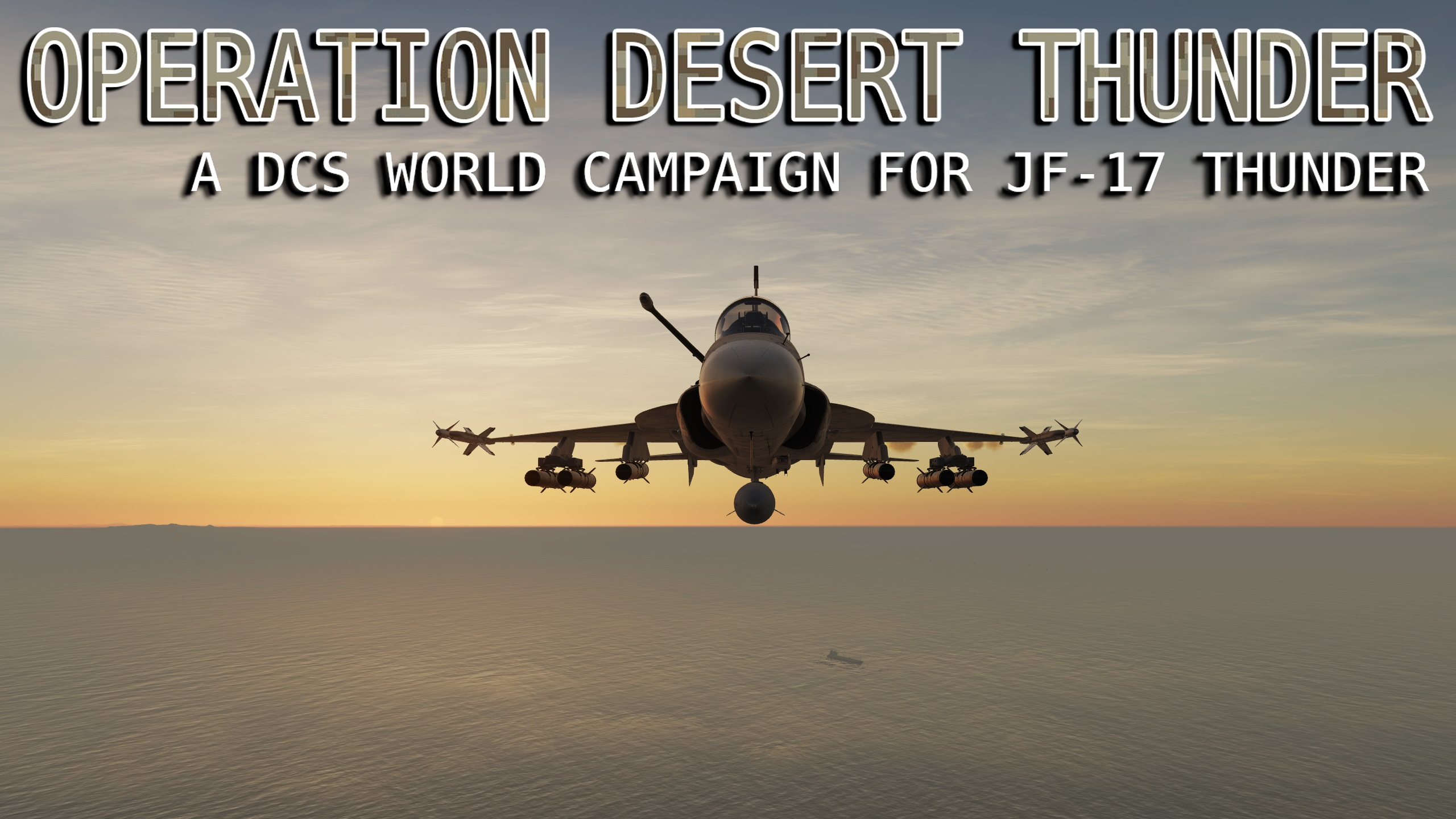 Operation Desert Thunder 2.7