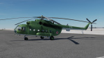 Mil Mi-8 DPRKAF (North Korea)
