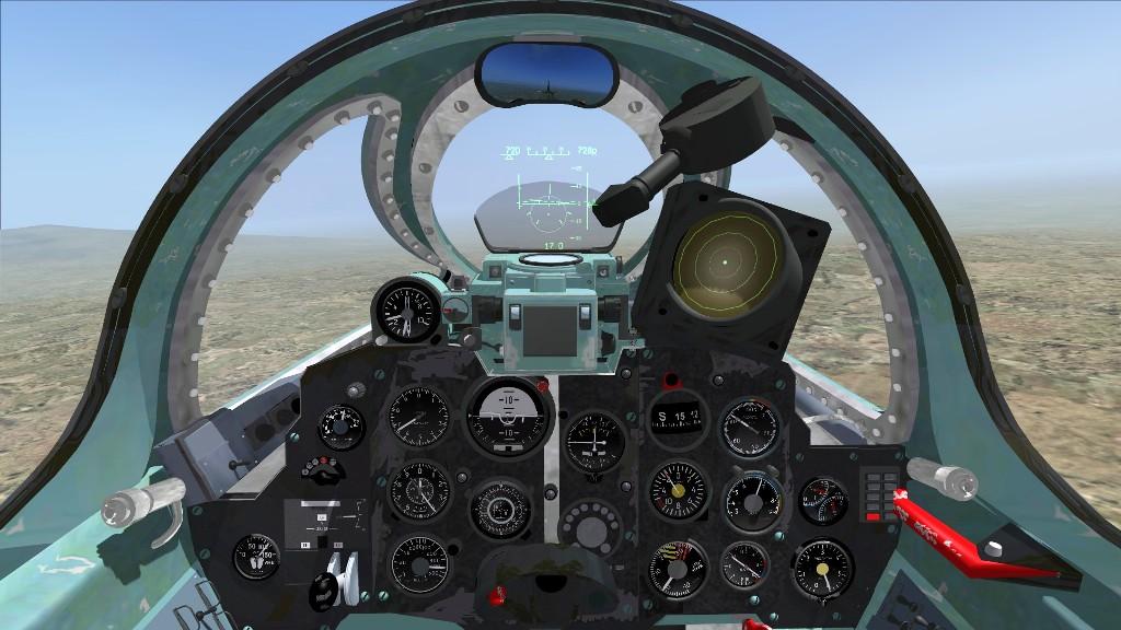Cockpit Dcs Mig 19 V 3 0 Update