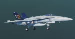 F/A-18C VFA-113 CAG