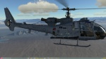 "SA342 USMC HMLA-167 ""Warriors"" Fictional Skin Pack"