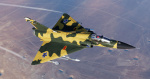 South African Air Force (SAAF) 2 Squadron Retro Skin for Mirage 2000C (Fictional)