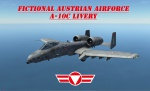 Austrian Airforce [Fictional A-10C Livery]