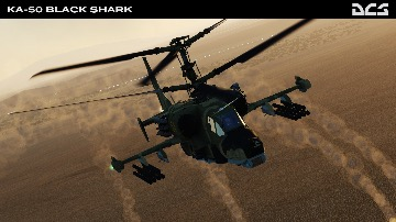 DCS: Ka-50 Black Shark