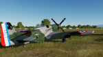 P-51D  French Camo /  and Green version /  Update 2019
