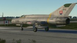 MiG-21MA 1209 Slovak Air Force (AB Malacky)